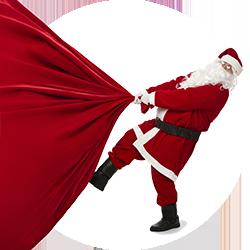 Kerstpakketten bezorgen.nl